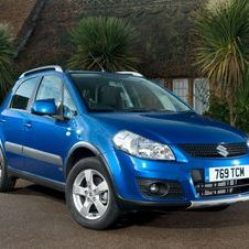 Suzuki SX4 Crossover Technology FWD