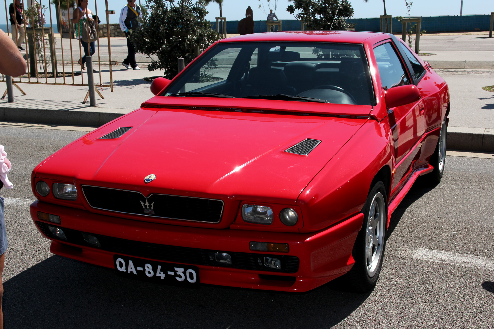 Love it or hate it: Maserati Shamal
