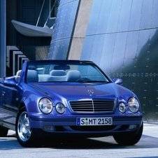 Mercedes-Benz CLK 200 Kompressor Cabriolet AT