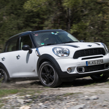 MINI (BMW) Countryman Spacebox