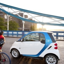 Daimler's Car2Go Car Sharing Opens in London