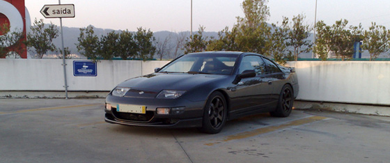 Nissan 300 ZX Turbo 2+2