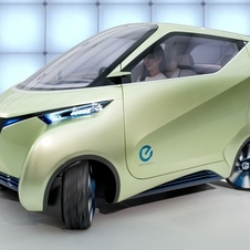 The Pivo 3 is a concept electric car