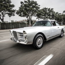 Facel Vega FVS Series 4 Sport Coupe
