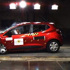 The Clio led in child safety