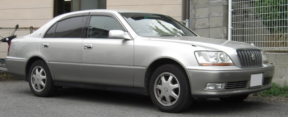 Toyota Crown Majesta 3.0 C