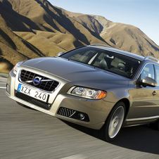 Volvo V70 T4F Kinetic Powershift Geartronic