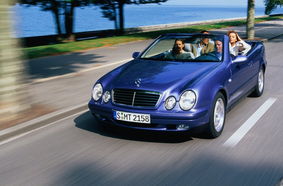 mercedes benz clk 200 kompressor evo cabriolet 1 photo. Black Bedroom Furniture Sets. Home Design Ideas