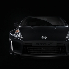 The 370Z is also getting a facelift