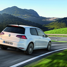 Volkswagen Golf GTI Performance DSG