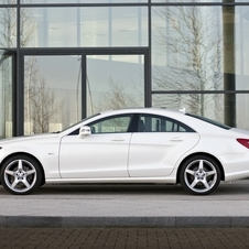 Mercedes-Benz CLS 350 BlueEfficiency Sport