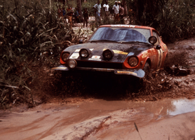 The car signaled the rise of Japanese automakers in rallying 20 years before a Japanese car won the championship