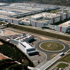 Martorell covers over three million square meters