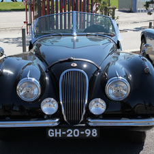 Jaguar XK 120 Roadster
