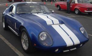 AC Shelby Cobra Daytona Coupe