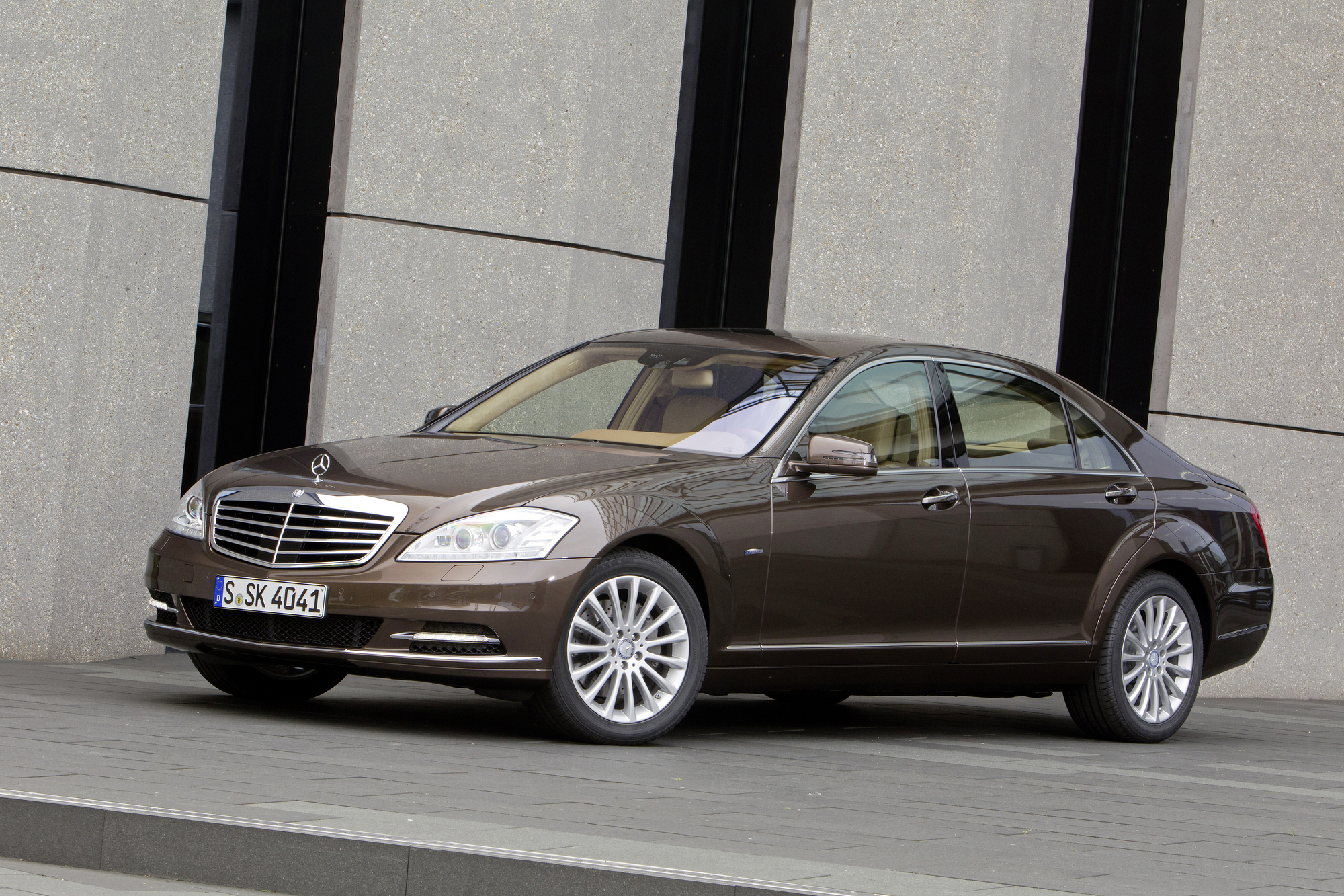 Mercedes-Benz S 350 BE Auto (FL)