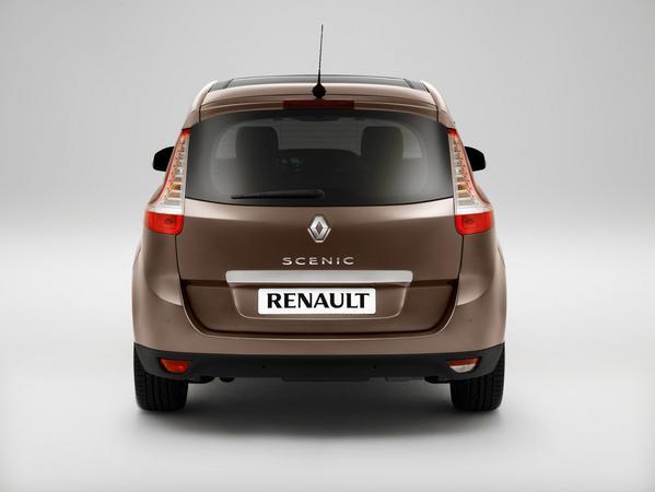 renault grand scenic iii. Renault Grand Scénic III 1.5