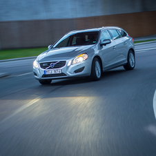 Volvo V60 D4 Summum Geartronic