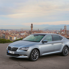 Skoda Superb 1.4 TSI Active DSG