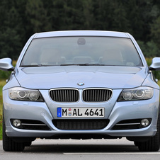 BMW 330d BluePerformance Edition Lifestyle