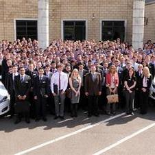 Jaguar Land Rover welcome 336 graduates to their line up