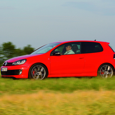 Volkswagen VW Golf GTI Edition 35 DSG
