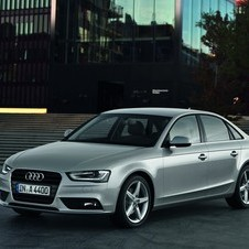 Audi A4 2.0 TFSI Ambition quattro flexible fuel