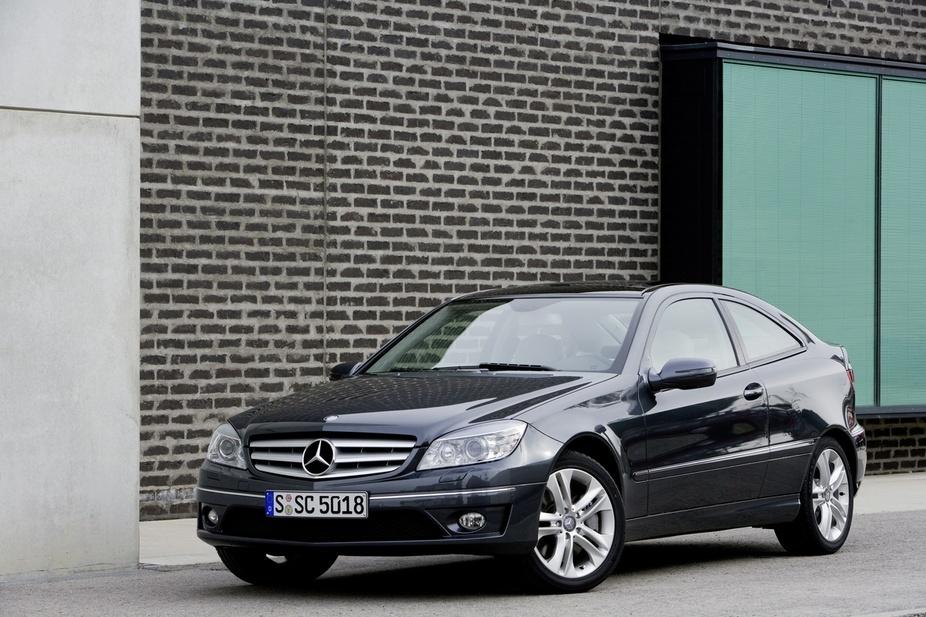 Mercedes Benz Clc 350. Mercedes-Benz CLC 350