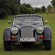 Morgan 4/4 1.8 16V Competition