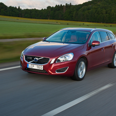 Volvo V60 D2 Kinetic Powershift