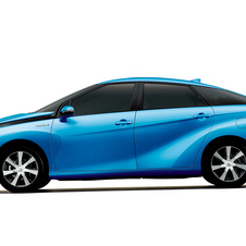 The Fuel Cell Sedan will be powered by Toyota's fuel cell technology