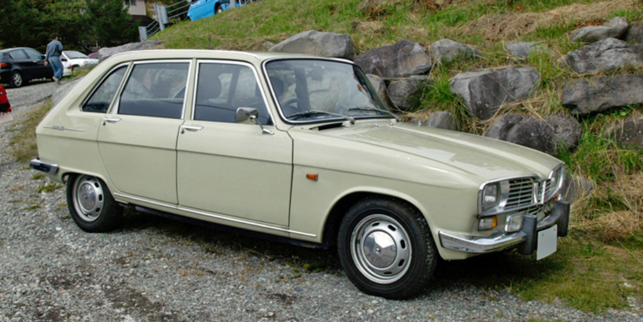 Renault 16 TS :: 3 photos and 38 specs :: autoviva.com