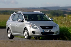 Kia cee'd Sporty Wagon 1.6 Automatic