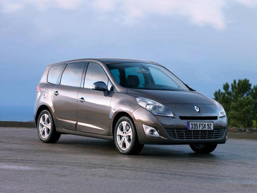 Gemeinsame Renault Grand Scénic III 1.5 dCi FAP ECO2 Luxe :: 3 photos and 64 @YM_46