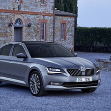 Skoda Superb 1.6 TDI Active DSG