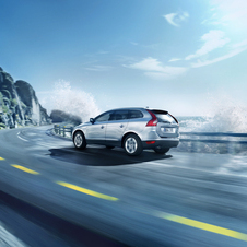 Volvo XC60 T5 Ocean Race Powershift Geartronic
