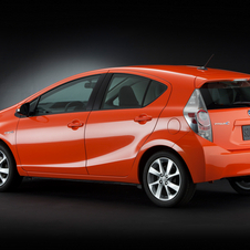 Toyota Prius C and NS4 Debuting in Detroit