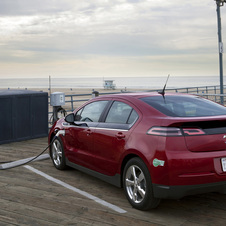 The Volt has not been the sales success that Chevrolet hoped