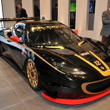 Lotus Evora Enduro