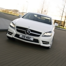 Mercedes-Benz CLS 500 BlueEfficiency Sport