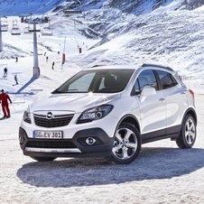 The Mokka and Trax are GM's first compact SUV offerings