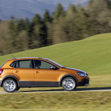 Volkswagen Polo GP Cross 1.0I Cross