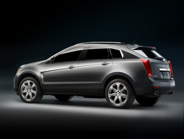 Cadillac SRX AWD Luxury Collection