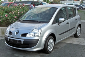 Renault Grand Modus 1.5 dCi DPF
