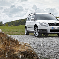 Skoda Yeti 1.6I TDI CR 105hp Greenline Ambition