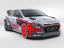 Based on the five-door version i20, the i20 WRC will be used only in the 2016 season of the WRC