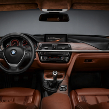 BMW Individual did the interior
