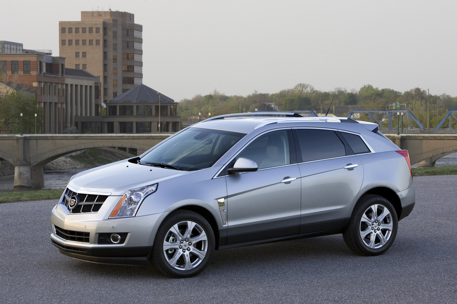 Cadillac SRX AWD Performance Collection