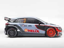 In 2016 Hyundai will compete in all rounds of the WRC with three cars that will be driven by Dani Sordo, Hayden Paddon and Thierry Neuville
