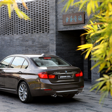 Long Wheelbase BMW 3-Series Debuting in Beijing for Chinese Market